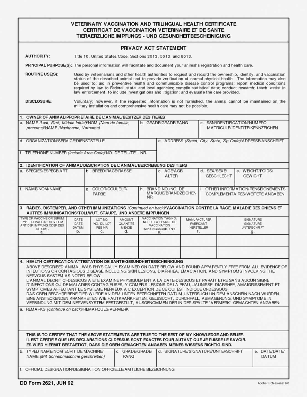 010 Editable Veterinary Health Certificate Template Inside Veterinary Health Certificate Template