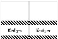 010 Template Ideas Thank You Note Card Rare Free Printable with Thank You Note Cards Template