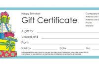 011 4076419 Homemade Gift Certificate Template Printable intended for Homemade Gift Certificate Template