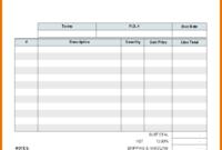 011 Template Ideas Free Printable Invoice Templates Word regarding Free Printable Invoice Template Microsoft Word