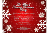 011 Template Ideas Online Party Invitation Templates Free intended for Free Christmas Invitation Templates For Word