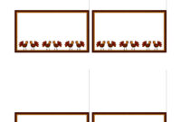 012 Frees Thanksgiving Place Cards Home Cooking Intended For Inside Thanksgiving Place Card Templates