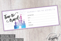 012 Travel Gift Certificate Template Stirring Ideas Agency inside Free Travel Gift Certificate Template