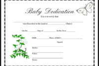 013 Appealing Official Birth Certificate Template Sample intended for Baby Christening Certificate Template