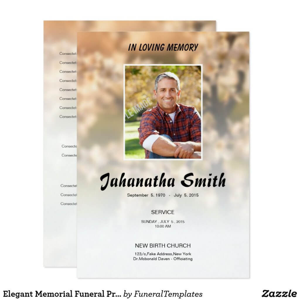 013 Free Memorial Cards Template Memorialard Templates For Pertaining To Remembrance Cards Template Free