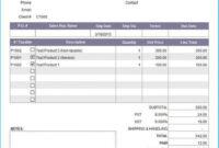 013 Template Ideas Credit Card Invoice Unusual Receipt Excel inside Credit Card Bill Template