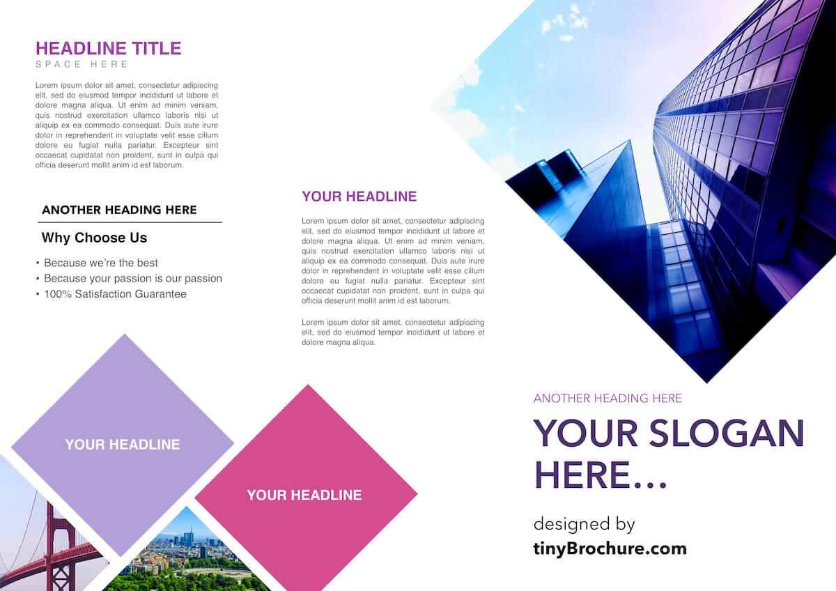 013 Template Ideas Panel Brochure Google Docs Free Intended For Google Docs Tri Fold Brochure Template