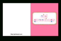 014 Eidcard1 Printable Greeting Card Templates Template intended for Template For Cards To Print Free