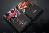 014 Photography Business Card Templates Psd Free Download regarding Visiting Card Template Psd Free Download