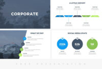 014 Template Ideas Professional Biography Powerpoint inside Biography Powerpoint Template