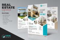 016 Real Estate Flyer Inside Brochure Templates Psd Free within Real Estate Brochure Templates Psd Free Download