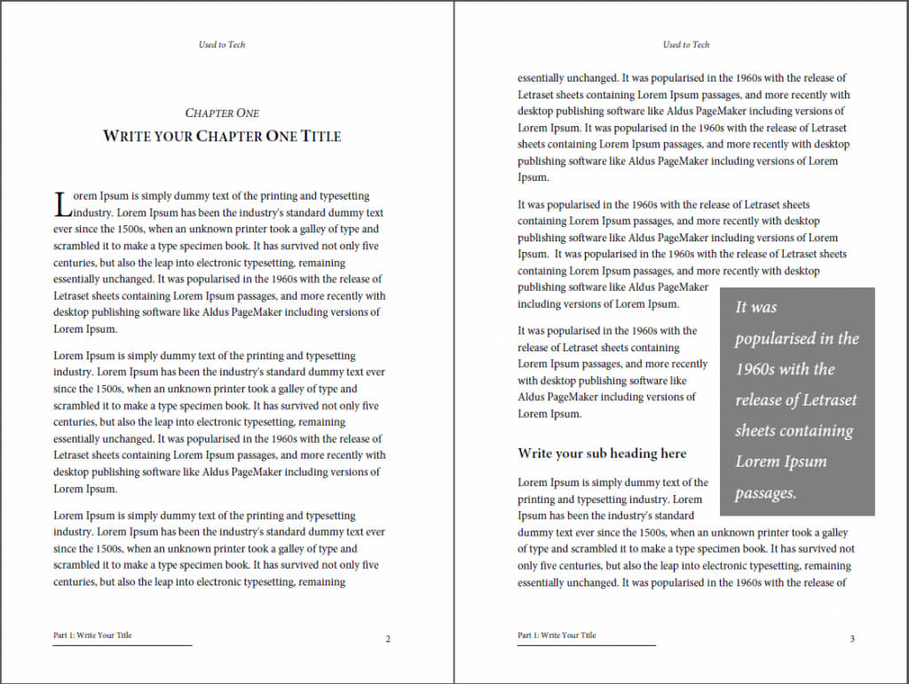 016 Template Ideas Book 6X9 1024X771 Ms Word Cover Amazing Regarding 6X9 Book Template For Word