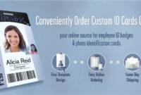 017 Mobile Free Id Badge Template Rare Ideas Card Coreldraw In Media Id Card Templates