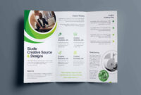 017 Template Ideas Free Printable Brochure Templates For Regarding Free Church Brochure Templates For Microsoft Word