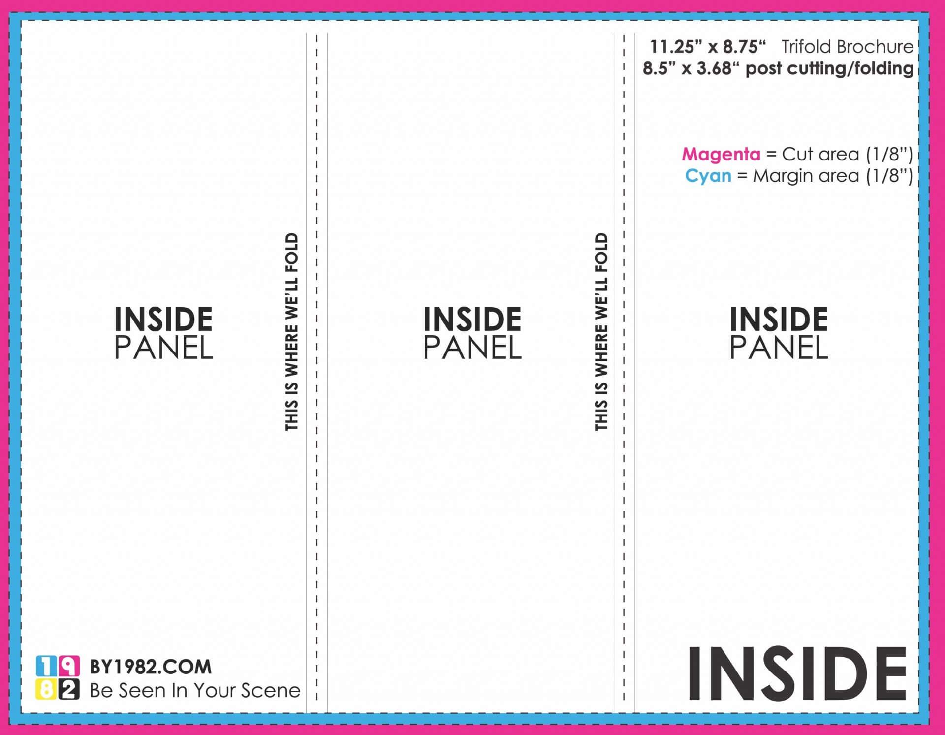 017 Tri Fold Brochure Template For Google Slides Templates Inside Google Docs Tri Fold Brochure Template