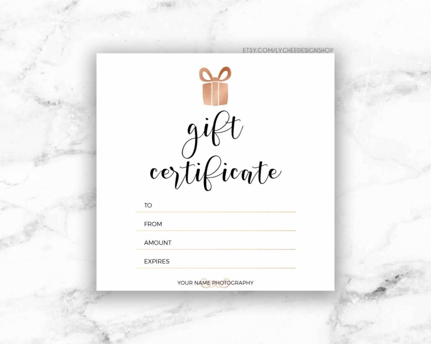 018 Free Printable Christmas Gift Voucher Template Uk With Regard To Free Christmas Gift Certificate Templates