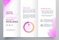 018 Template Ideas Corporate Triold Brochure Wordree Psd in Tri Fold Brochure Template Illustrator