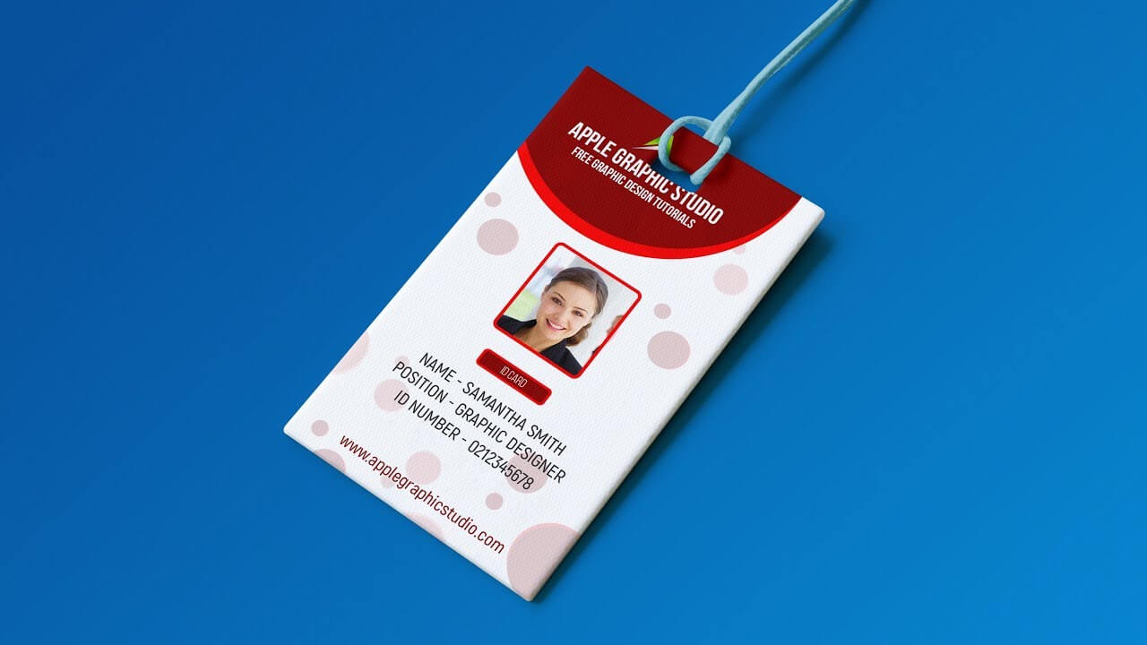 019 Free Id Card Template Ideas Fascinating Download With Regard To Free Id Card Template Word