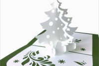 019 Template Ideas Pop Up Card Templates Free Download In Pop Up Tree Card Template