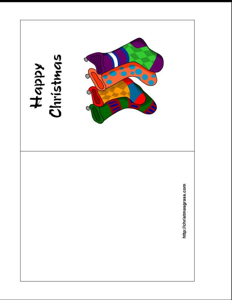 021 Template Ideas Free Printable Christmas Cards For Throughout Print Your Own Christmas Cards Templates