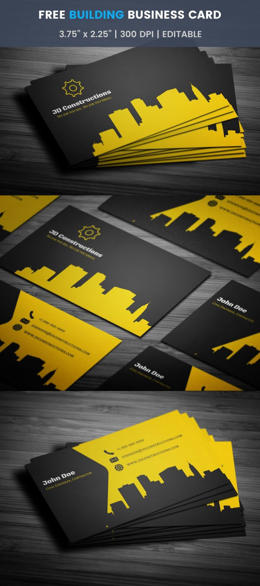 021 Trancprnt Business Card Template Ideas Construction Regarding Construction Business Card Templates Download Free