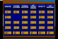 022 Jeopardy Powerpoint Template With Score 16X9 Excellent with regard to Jeopardy Powerpoint Template With Score