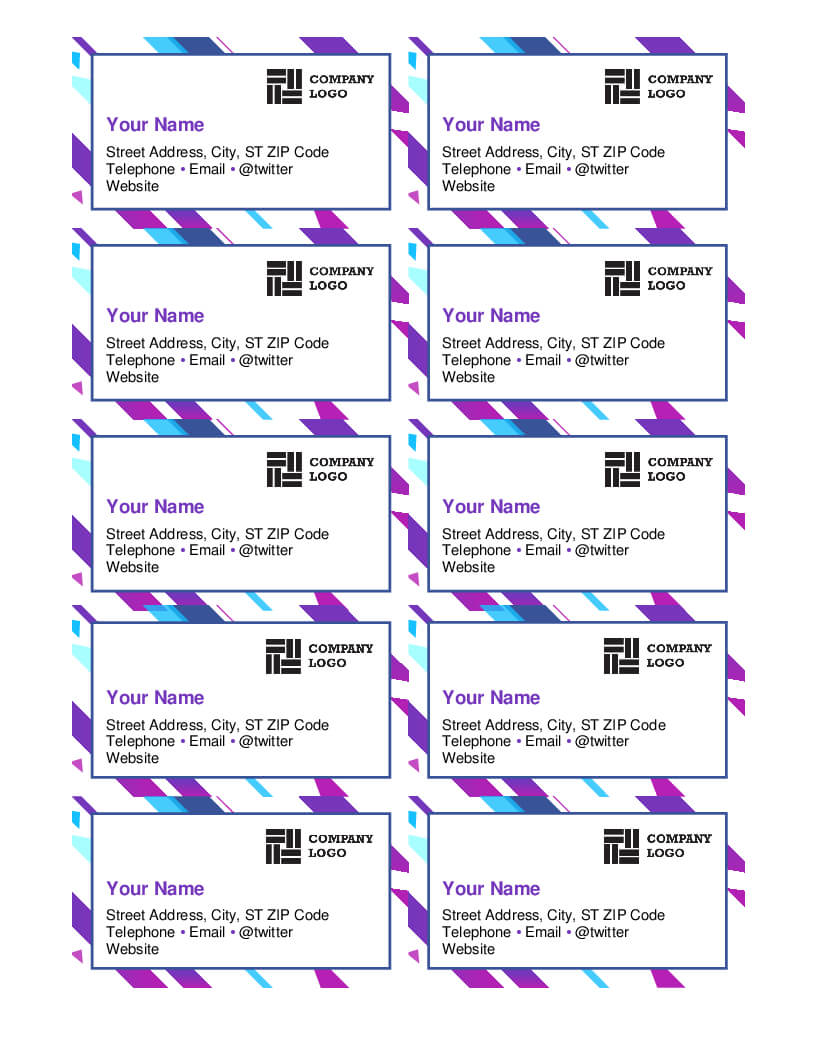 022 Template Ideas Free Printable Business Card Stirring Within Business Cards Templates Microsoft Word