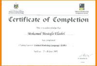 022 Template Ideas Training Certificate Word Stock Cash in Template For Training Certificate