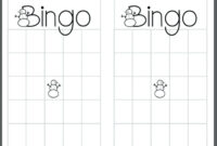 023 Template Ideas Blank Bingo Stirring Card For Baby Shower with regard to Blank Bingo Card Template Microsoft Word