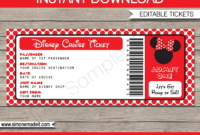 024 Cruise Gift Certificate Template New Fishing Happy inside Movie Gift Certificate Template