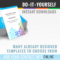 025 Web Blog Business Card Templates Make Your Own Rodan in Rodan And Fields Business Card Template