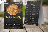026 Template Ideas Tri Fold Restaurant Food Menu Free Psd pertaining to Tri Fold Tent Card Template