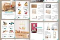 026 Wholesale Catalog Template Product Catalogue Word for Catalogue Word Template