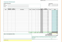 028 Expense Report Spreadsheet Template Excel Ideas with Expense Report Spreadsheet Template Excel