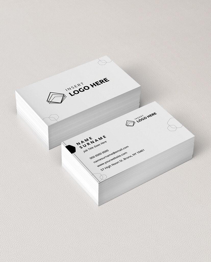 029 Business Card Template Pdf Ideas Cards Stunning Regarding Staples Banner Template