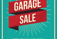 029 Garage Sale Flyer Template Free Yard Best Of Impressive within Garage Sale Flyer Template Word