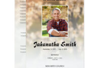 029 Template Ideas Free Memorial Cards Card Download pertaining to Memorial Cards For Funeral Template Free