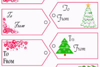 029 Template Ideas Printable Gift Tags Templates Or Free with Free Gift Tag Templates For Word