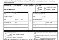 030 Blank Police Report Template Fantastic Ideas Pdf Regarding Trial Report Template
