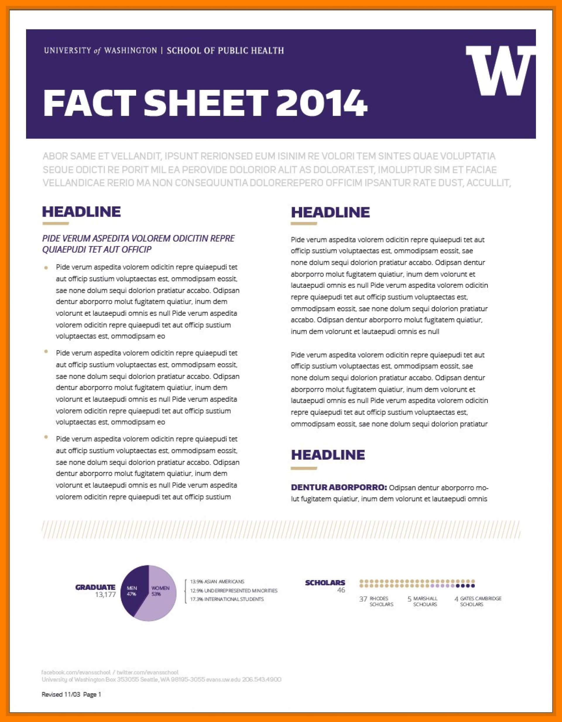 030 Free Fact Sheet Template Ideas Biz Fearsome Word Throughout Fact Sheet Template Microsoft Word