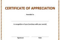 030 Microsoft Word Certificate Template Ideas Of Awesome for Free Certificate Templates For Word 2007