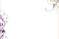 031 Free Invitation Templates Word Printable Bridal Shower throughout Blank Bridal Shower Invitations Templates