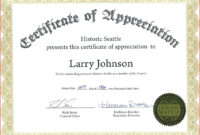032 Template Ideas Certificate Of Appreciation Format Free with Free Certificate Of Appreciation Template Downloads