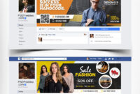 033 Facebook Cover Photoshop Template Phenomenal Ideas 2019 intended for Photoshop Facebook Banner Template