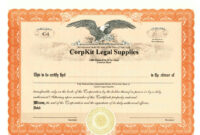 034 Free License Certificate Template Besttemplatess9 intended for Llc Membership Certificate Template Word
