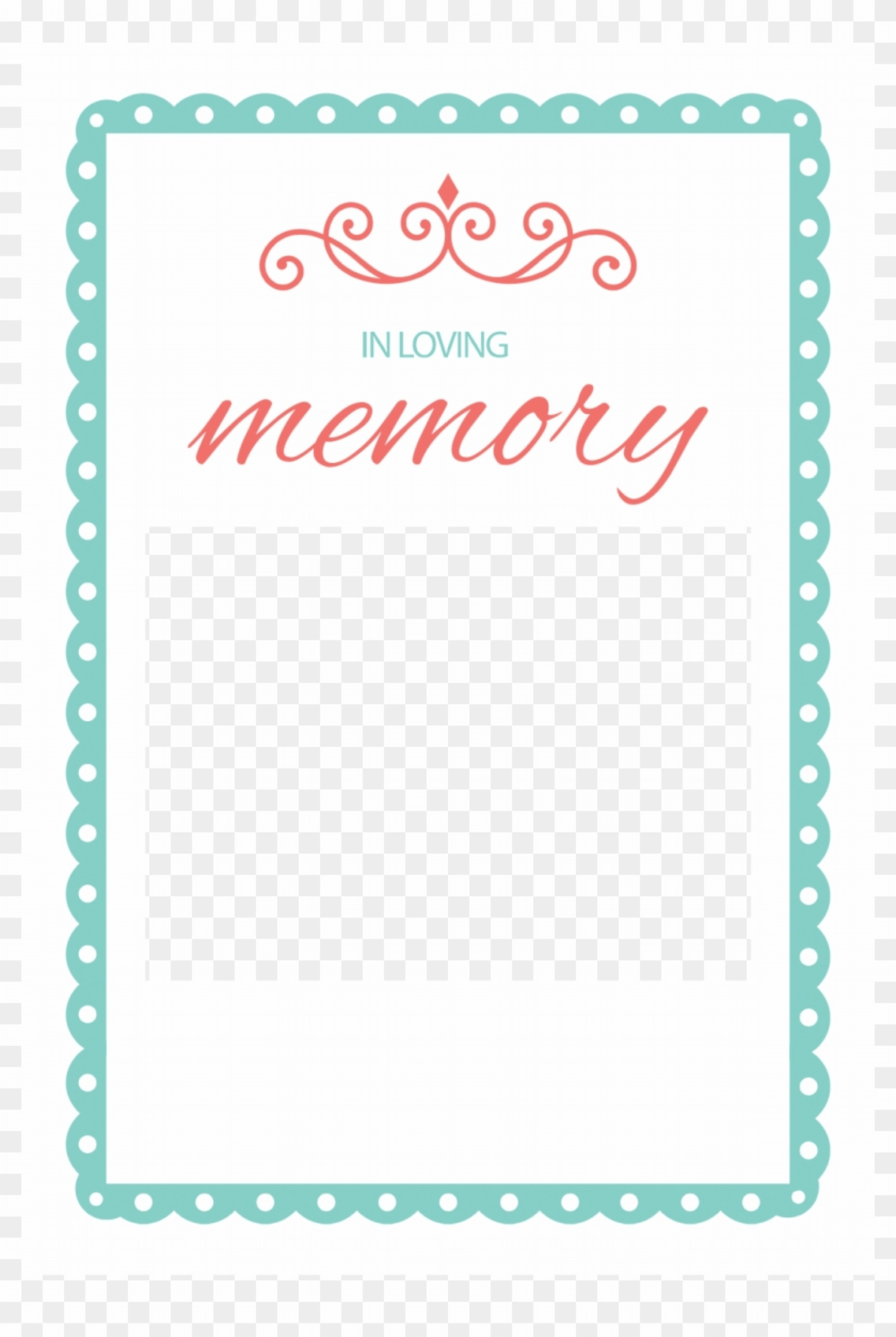 034 Il Fullxfull 1844118323 4Nro In Loving Memory Templates With In Memory Cards Templates
