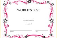 034 Sample Of Best Employee Award Certificate Fresh The inside Best Employee Award Certificate Templates