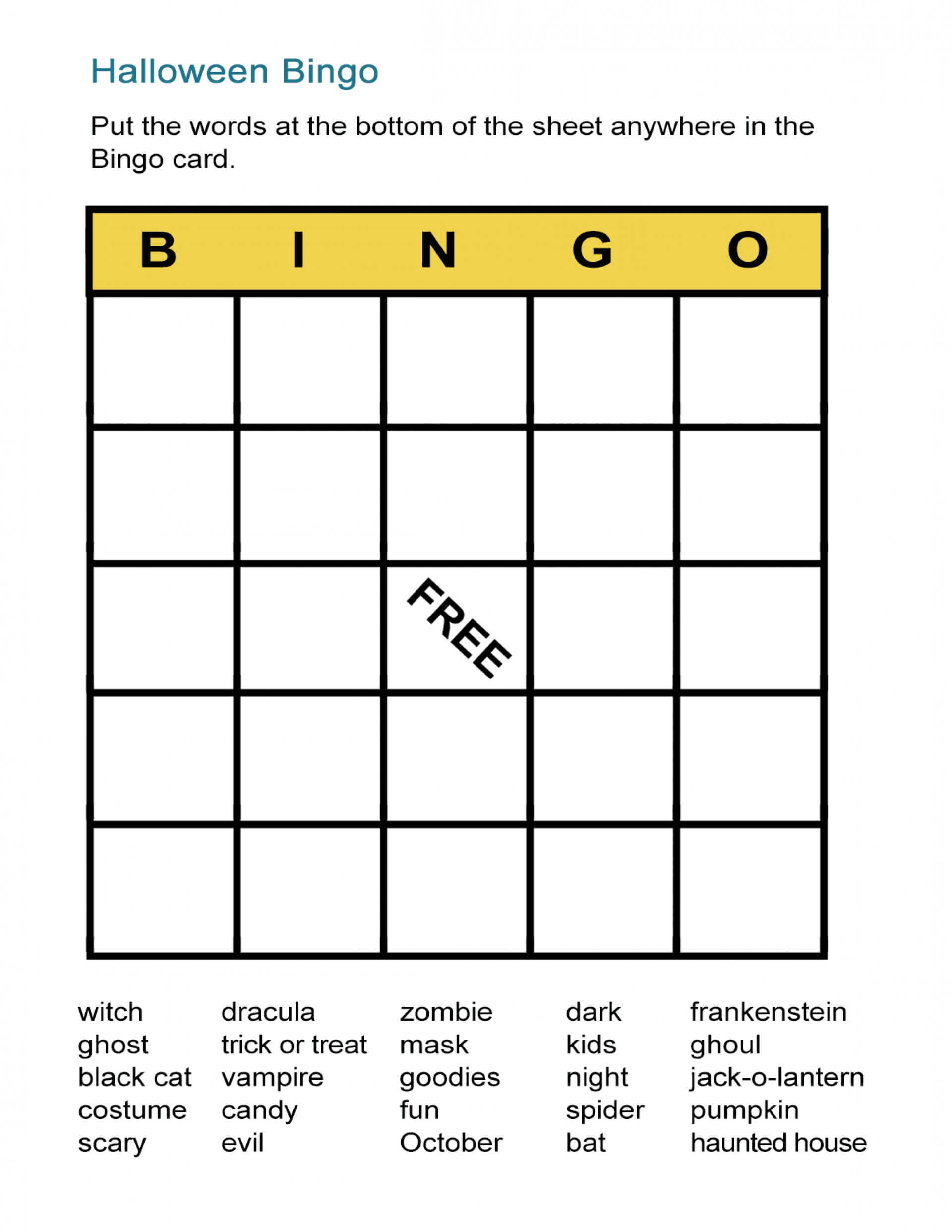 034 Template Ideas Blank Bingo Card Stirring 4X4 Excel Within Blank Bingo Card Template Microsoft Word
