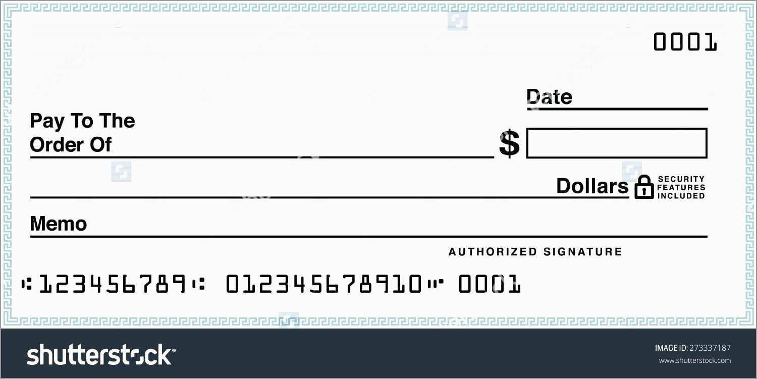 035 Free Editable Cheque Template Marvelous Blank Check Bank For Editable Blank Check Template