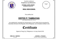 035 Ged Certificate Template Download Ideas Free High School with Ged Certificate Template Download